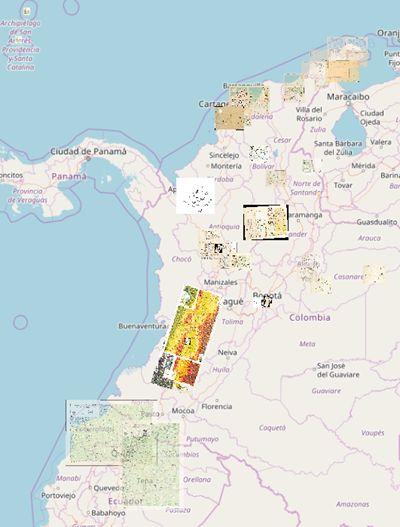 Localisation Des Cartes Infra Nationales